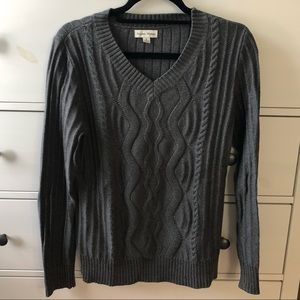 Studio Works Gray Sweater